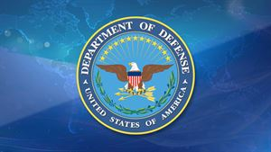 Pentagon Spokesman Comments on North Korean Missile Launch